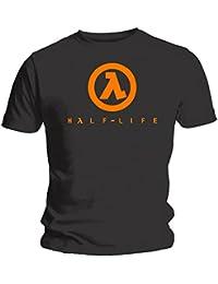 Half-Life - NEW Gamer's Unisex T-Shirt - Black