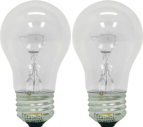 GE Lighting Lumière 40-watt Appliance A151CD ampoule, claire 40.00 W 120.00 voltsV