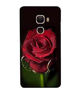 PrintVisa Designer Back Case Cover for LeTv Le Max :: LeEco Le Max (Petal Floral Passion Occasion Valentine Beauty Blossom)
