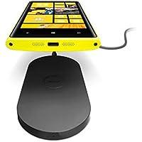 Microsoft Mobile Nokia DT-900 - Placa de carga inalámbrica para Nokia Lumia 820/920, color negro