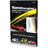 NanoEnergizer Engine Platinum Ceramic Coating Engine Oil Additive for 4 to 10 liter oil