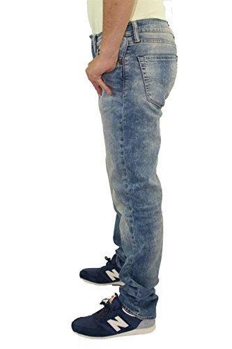Levi's Herren 511 Slim Fit Jeans Blau (Tam Heights)