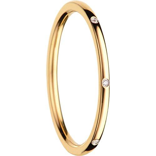 Bering Damen-Ringe Edelstahl mit Ringgröße 64 (20.4) 560-27-90