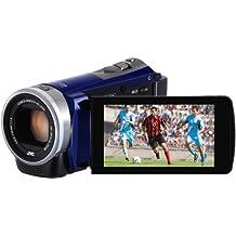 "JVC GZ-E305BEU - Videocámara (CMOS, 2.5 MP, 1/0.228 mm (1/5.8 ""), 40 x, 200 x, 2.9 - 116 mm) Negro"