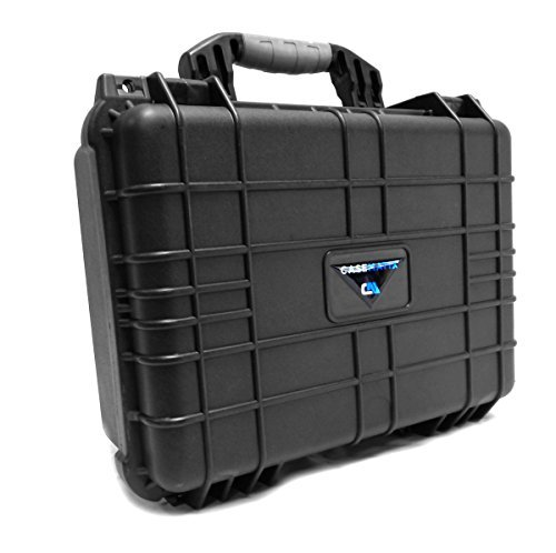 casematix Armor Tragetasche (40,6cm) für Mixer oder Controller-Passend für Behringer Xenyx 1202FX/802/q802usb/1002FX/QX1002USB/1002B Mischpult/1002/q1002usb/qx602mp3/1202 -