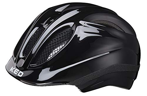 KED Meggy Helmet Kids Black Kopfumfang XS | 44-49cm 2019 Fahrradhelm