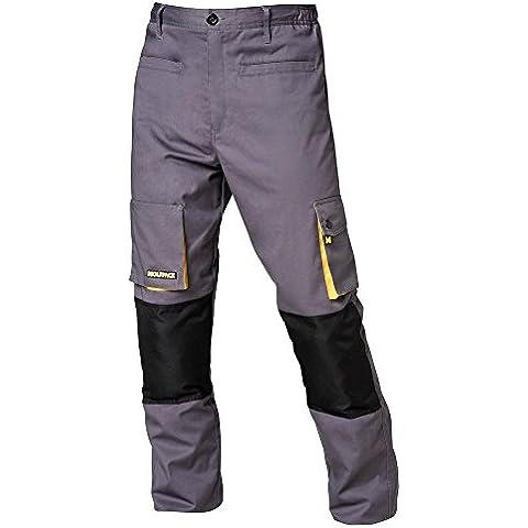 Wolfpack 15017090 - Pantalón trend largo (talla 42/44 M)
