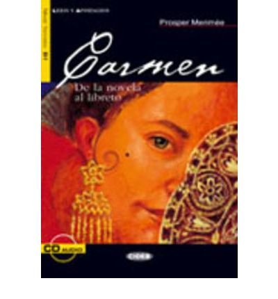 Leer Y Aprender: Carmen - Book + CD (Leer y Aprender: Nivel Cuarto) (Mixed media product)(Spanish) - Common