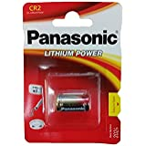 Image of 10 X Panasonic Cr2 Lithium 3V Photo Camera Battery Dlcr2 - Comparsion Tool