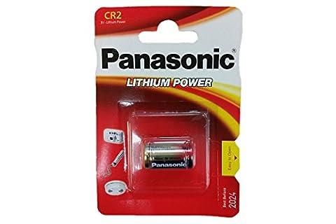 Panasonic CR2 3V Lithium Photo