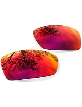 Lentes de Recambio Polarizadas SURe para Oakley Fuel Cell ( Elige el Color )