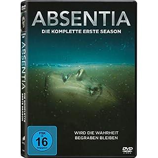 Absentia - Die komplette erste Season [3 DVDs]