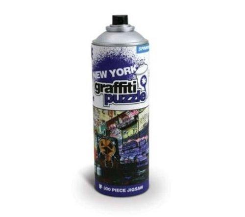 Preisvergleich Produktbild Puzzle Graffiti New York