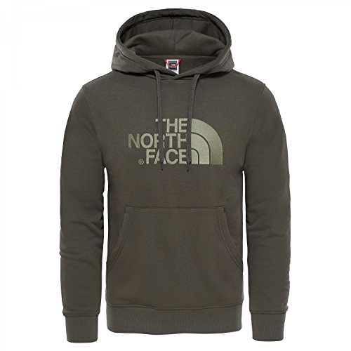 The North Face Damen M M Drew Peak Plv Hd, New Taupe Green, XXL (Face North Green)
