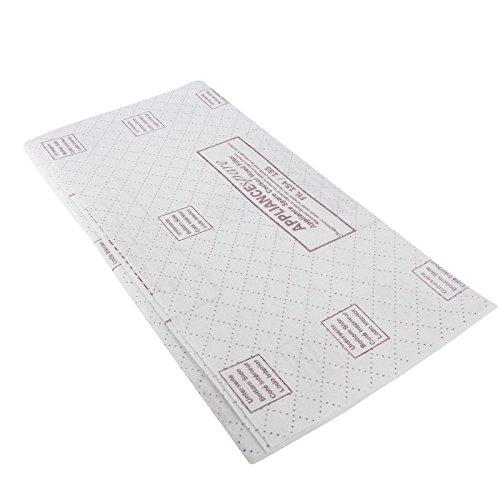 First4Spares Premium Extra gran campana filtros con indicador de saturación de grasa para Zanussi...