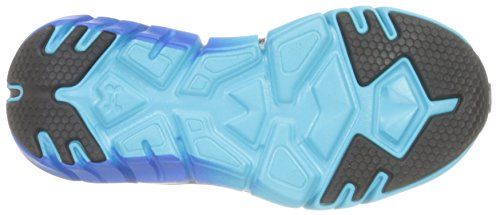 Under Armour Boys Pre School X Level Scramjet Steel/Island Blues/Black