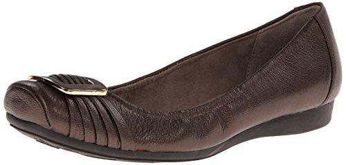 naturalizer-vapor-donna-marrone-pelle-scarpe-ciabatta-taglia-eu-365