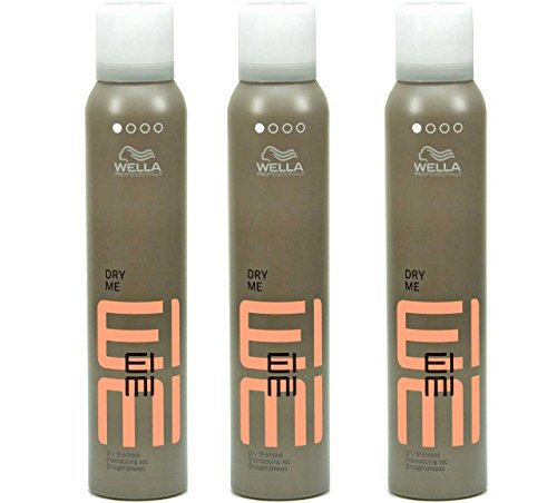 Wella EIMI DRY ME - dry volumenspendendes Shampoo 180ml (3´er Pack)