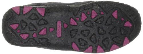 Hi-Tec Ctas Speciality, chaussures de sport - randonnée femme Noir (charcoal/cool Grey/cyclamen)