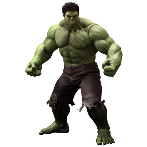 Hulk Sixth Scale Figure - The Avengers (japan import)