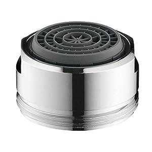 Hansgrohe 13958002 – Reguladores de agua para lavabo (2 unidades)