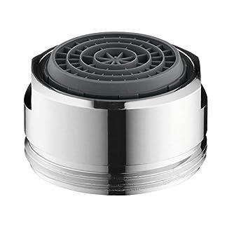410scPV8IZL. SS324  - Hansgrohe 13958002 - Reguladores de agua para lavabo (2 unidades)