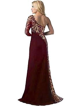 Amlaiworld Vestido largos mujer Vestido Formal Boda Dama de Honor Baile largo Vestido de fiesta Vestido de coctail...