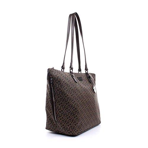 YNOT? GU19 Shopping Bag Donna Brown