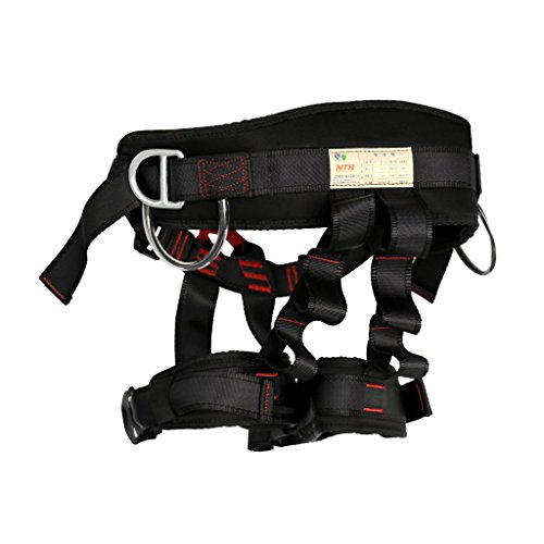Rock Tree Climbing Harness Sitti...