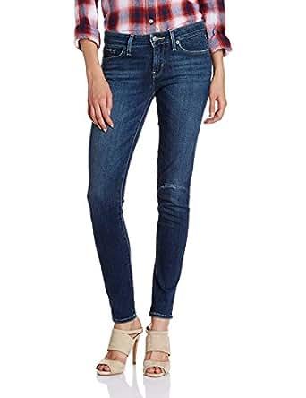 Levi's Women's Slim Jeans (21306-0071_Blue_25)