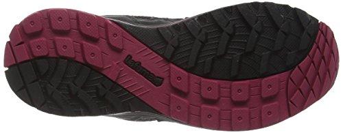 Lafuma LD Track, Scarpe Sportive Outdoor Donna Multicolore (Multicolore (Asphalte/Wild Rose))