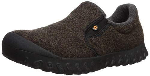 BOGS Mens 72265-062-7 B Moc Low Wool