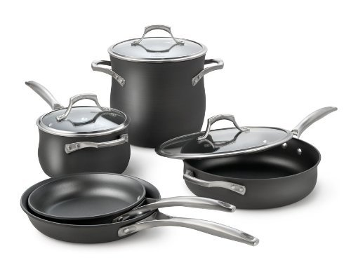 Calphalon Unison Nonstick 8-Piece Cookware Set by Calphalon