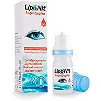 Liponit Augentropfen Gel 0.1 Prozent, 1er Pack (1 x 10 ml) preisvergleich bei billige-tabletten.eu