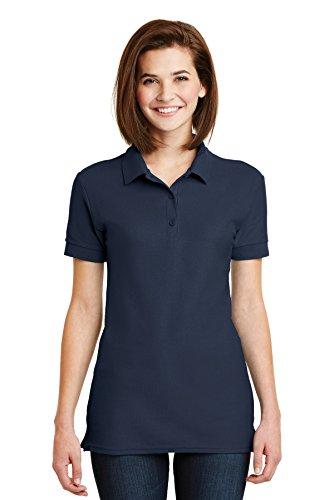 Gildan Ladies 6.6-Ounce 100% Double Pique Cotton Sport Shirt. 82800L