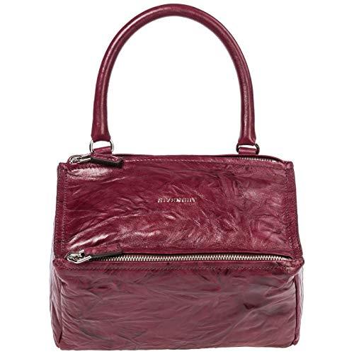 Givenchy damen Pandora Handtaschen aubergine