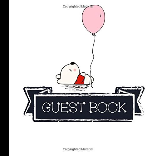 Guest Book: Slumber Party Guest Book Includes Picture Pages Plus Bonus Gift Tracker You Can Print Out to Make Your  Party Even More Memorable (Kids ... Decorations,Kids Slumber Party Invitations)
