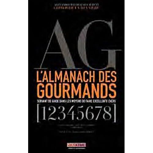 L'almanach des gourmands