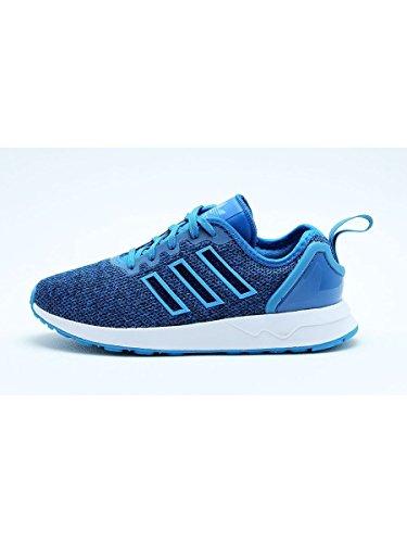 adidas ZX Flux ADV J Uniblue Craft Blue White Blu