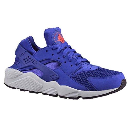 Nike - Air Huarache Uomo, Viola (Persian Violet/White), 43 EU