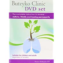Buteyko Clinic Method 2hr DVD, CD, Manual; the Complete Instruction to Reverse Asthma, Rhinitis and Snoring Permanently by McKeown, Patrick (2008) Paperback