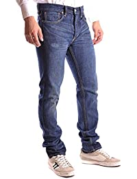 Ralph Lauren Men's MCBI251009O Blue Cotton Jeans