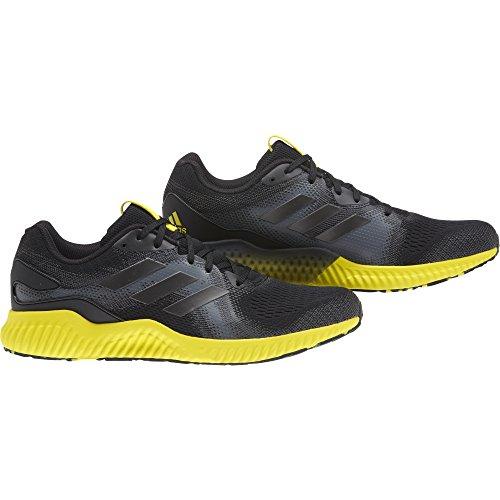 adidas Herren Aerobounce St M Laufschuhe semi solar yellow