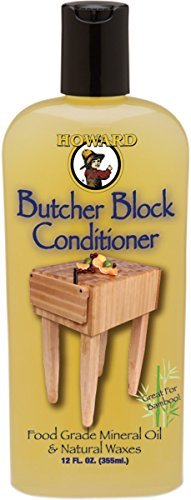 Butcher Block Conditioner by Howard Products