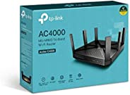 TP-LINK GAMING ROUTER Archer C4000 AC4000 MU-MIMO Tri-Band Wi-Fi Router