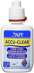 API Accu-Clear Aquarium Water Clarifier, 37 ml