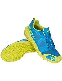 Scott Kinabalu - Zapatillas, Color Azul y Amarillo, Hombre, 10.0 US