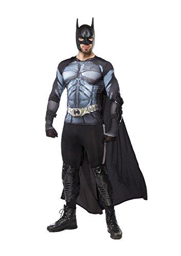 Mask Paradise Herren Komplettset Batman L Cape Thong