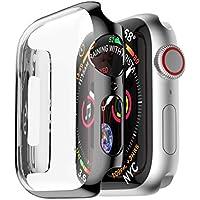 Cooljun pour Apple Watch Series 4 40mm/44mm,Coques PC Ultra Minces de Protection Couverture de Protection Pare-Chocs