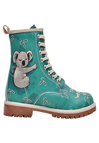 Dogo Boots Koala – Damen-Stiefel & Stiefeletten - 5